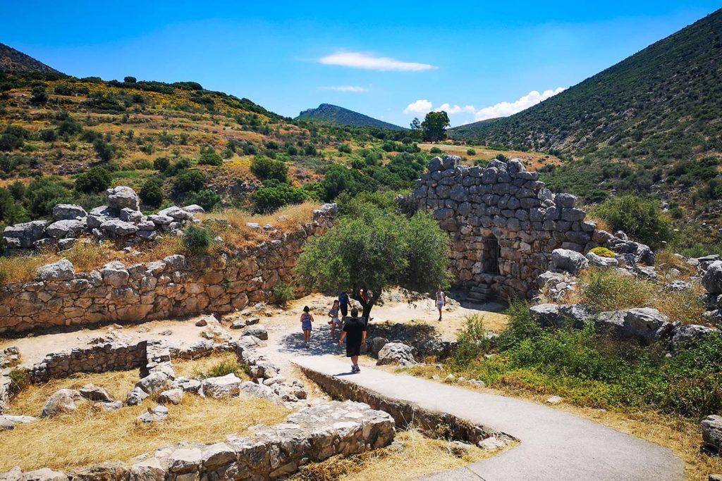 Palazzo di Micene