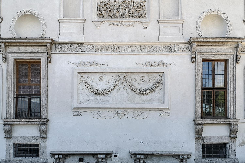 Ara Pacis Villa Medici