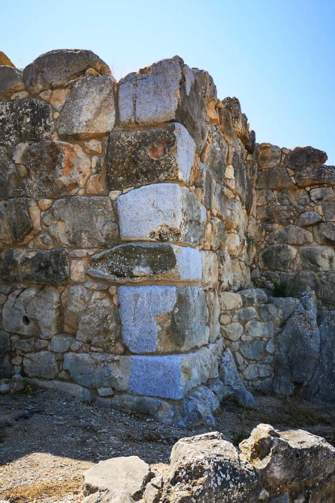 Tecnica muraria Tirinto