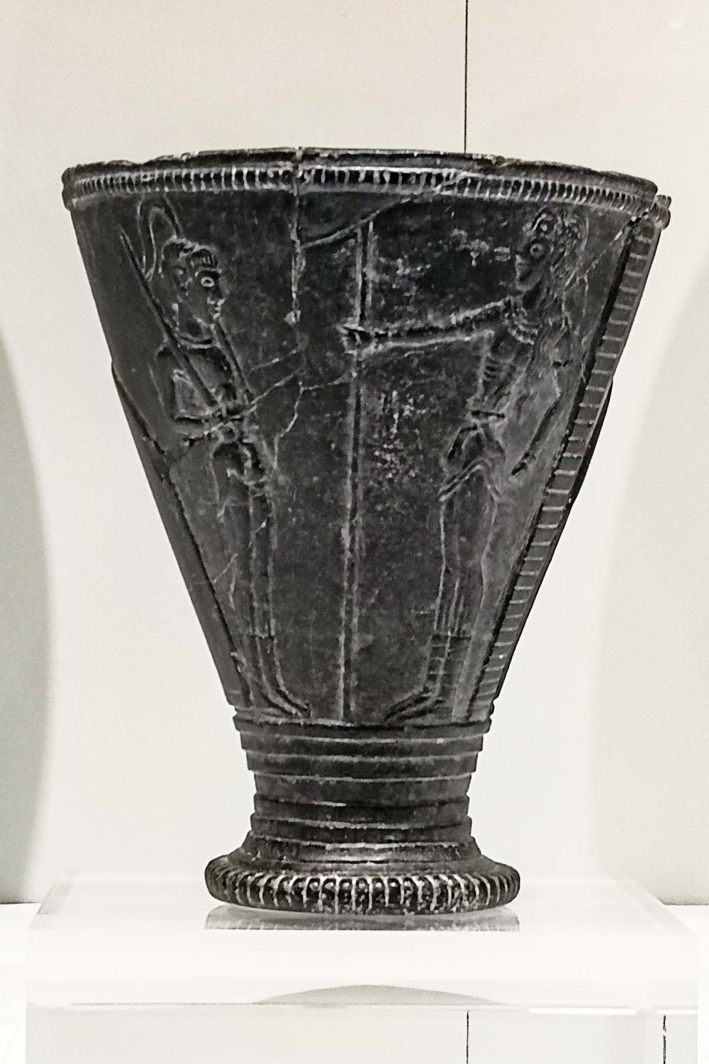 the Chieftain's Cup from Hagia Triada
