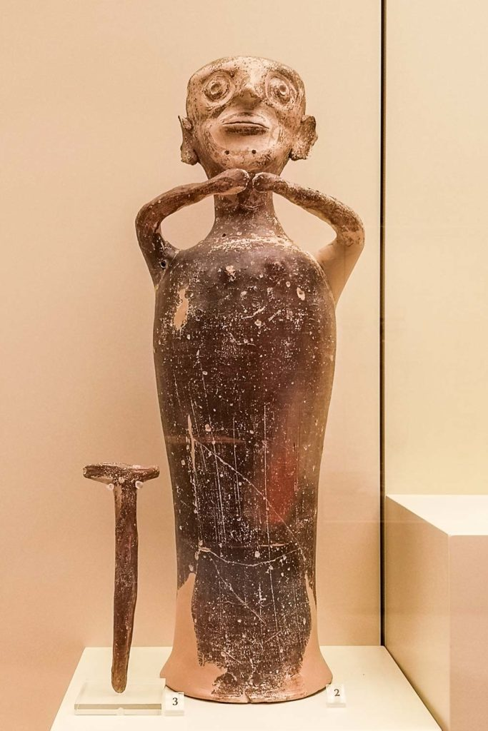 Idolo miceneo