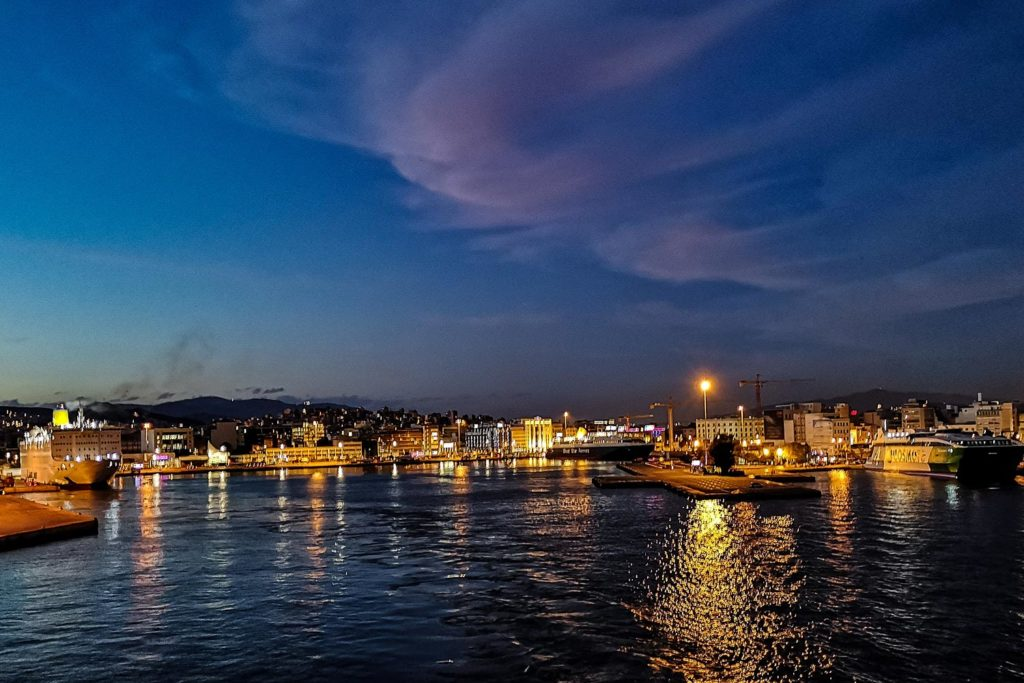 Pireo, il porto di Atene