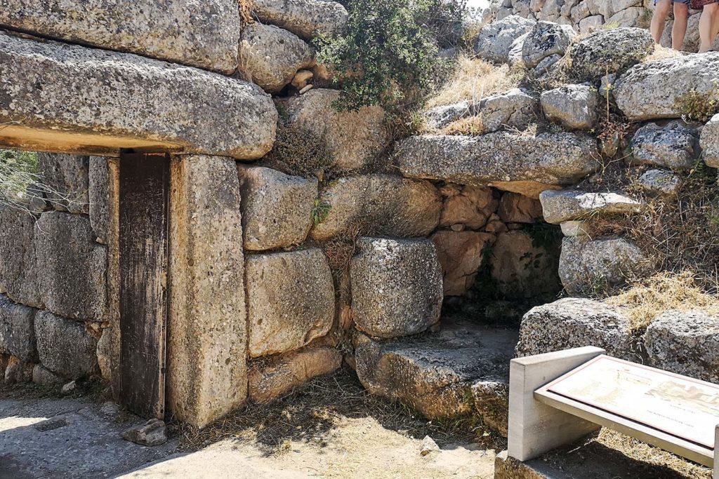 Porta Nord Micene