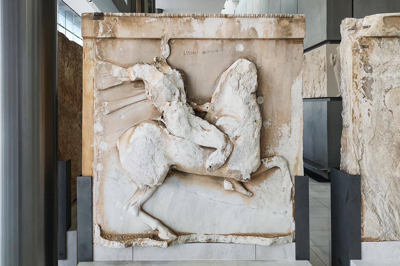 Metopa Partenone