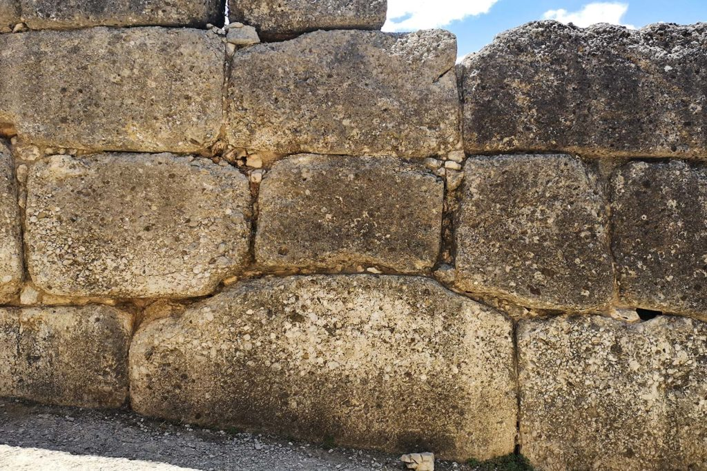 Mura Ciclopiche Micene