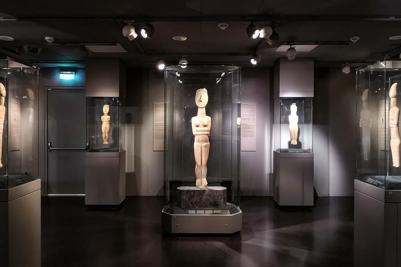 Museo di Arte Cicladica Atene