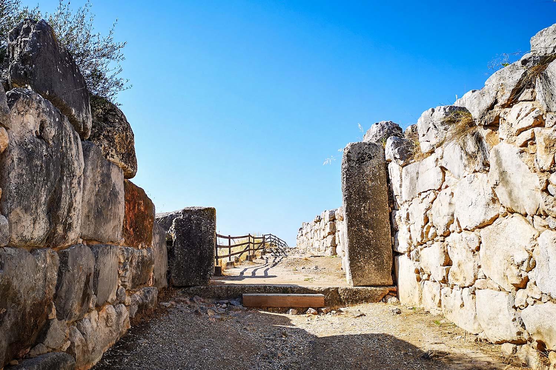 Porta di Tirinto