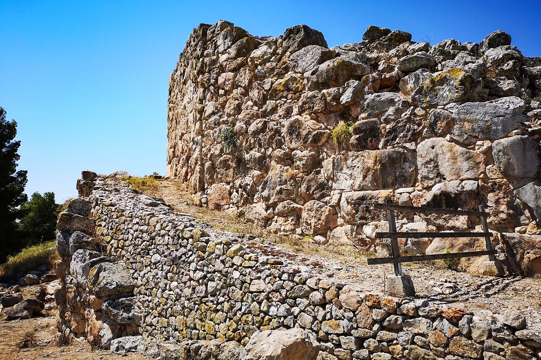 Rampa di accesso Tirinto