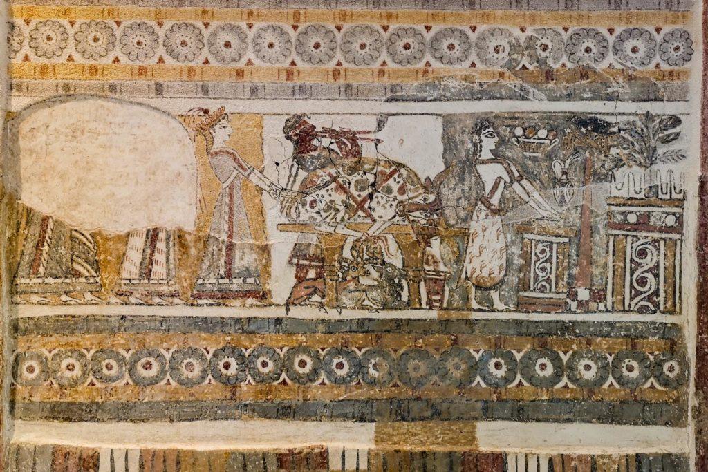 Sarcofago da Hagia Triada