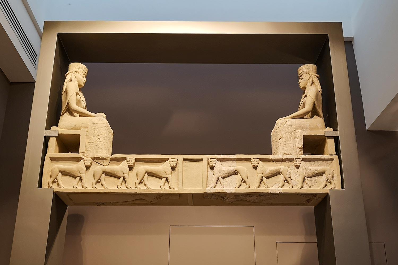Tempio A di Prinias