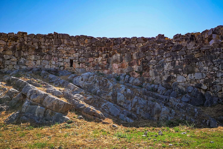 Mura di Tirinto