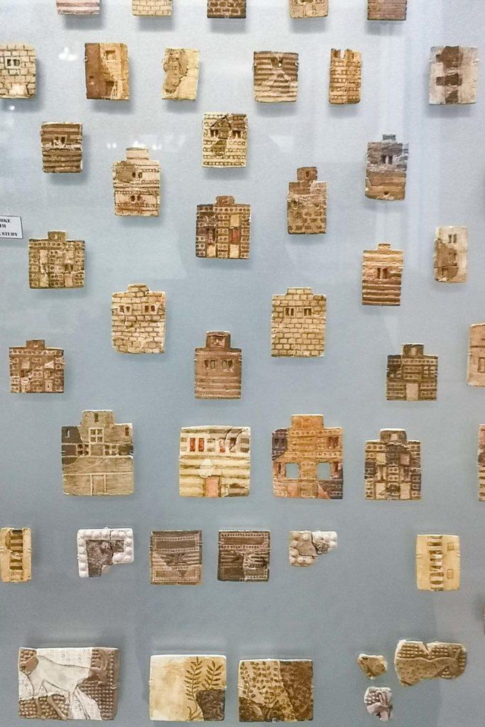 il town mosaic da Cnosso