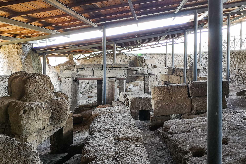 Area delle capanne romulee