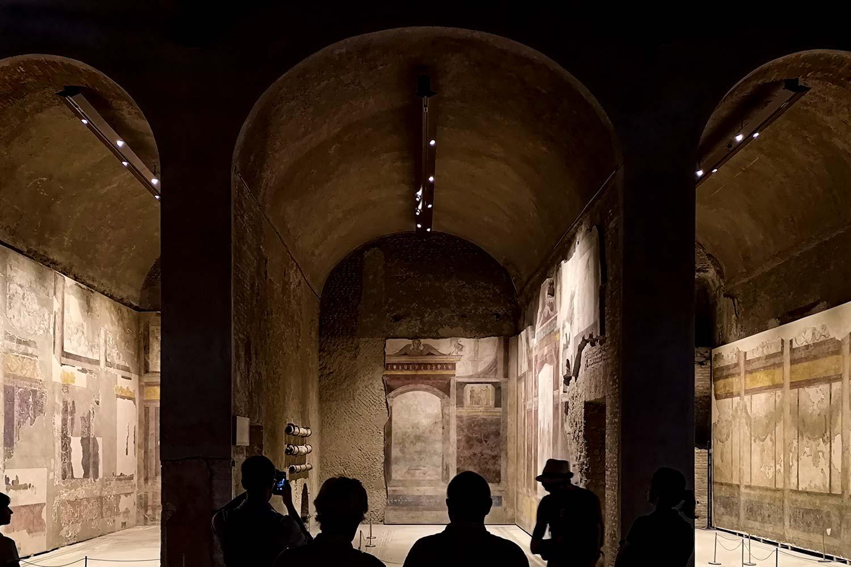 Casa di Livia sul Palatino