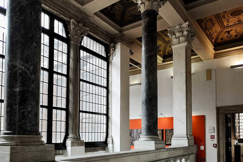 Museo Barracco Loggia
