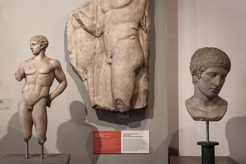Museo Barracco Arte Greca