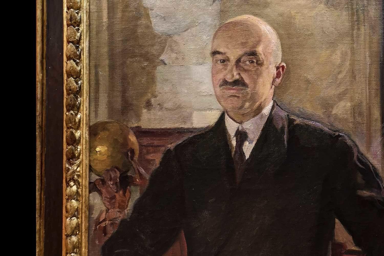 Ritratto Ludwig Pollak