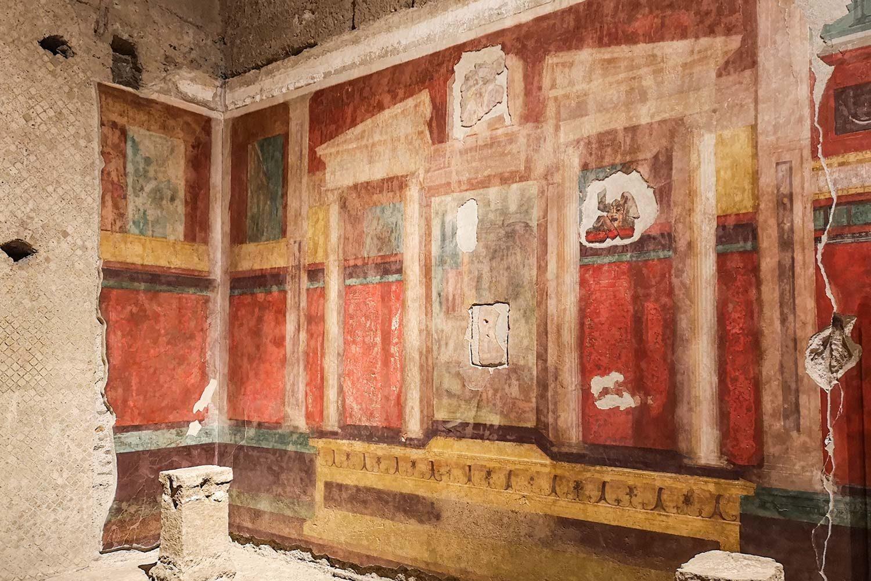 Sala colonnata