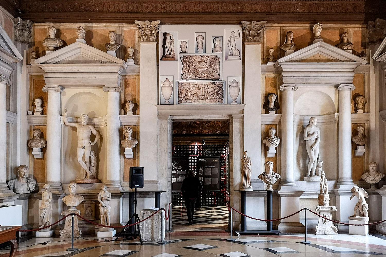 Statuario Pubblico Biblioteca Marciana