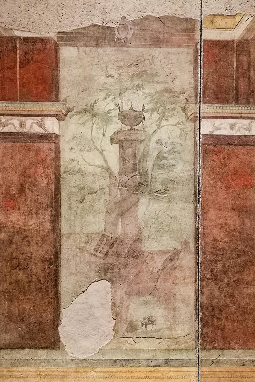Triclinio Casa di Livia