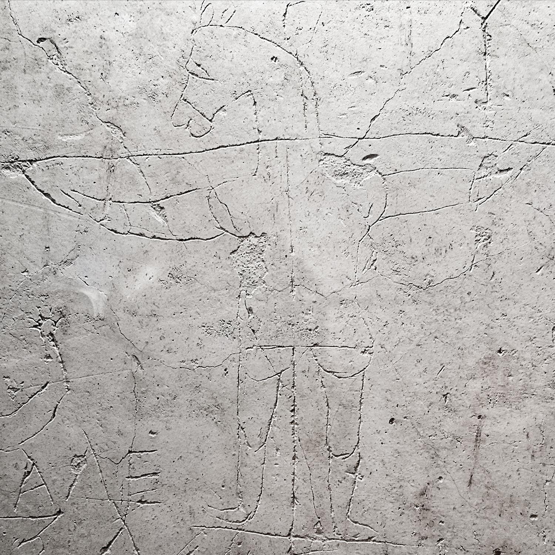Graffito di Alessameno