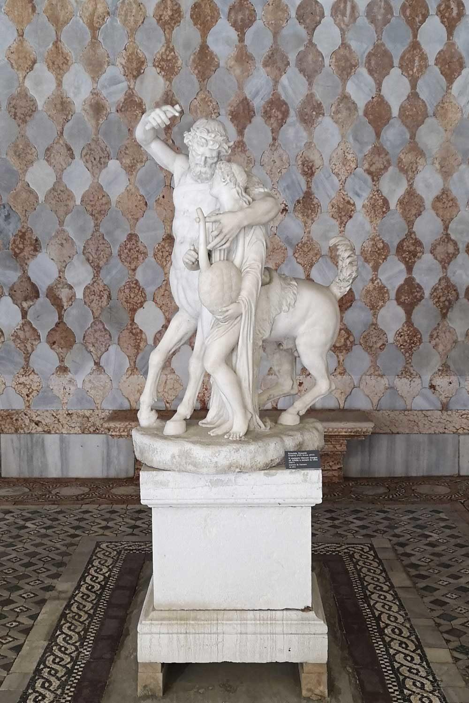 Chirone e Apollo