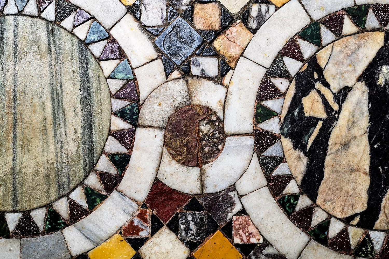 Mosaico pavimento Ca' d'Oro