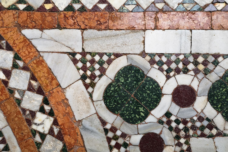 Mosaici Ca' d'Oro Venezia