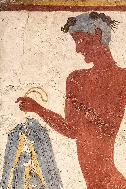 Pompei e Santorini - Mostra a Roma
