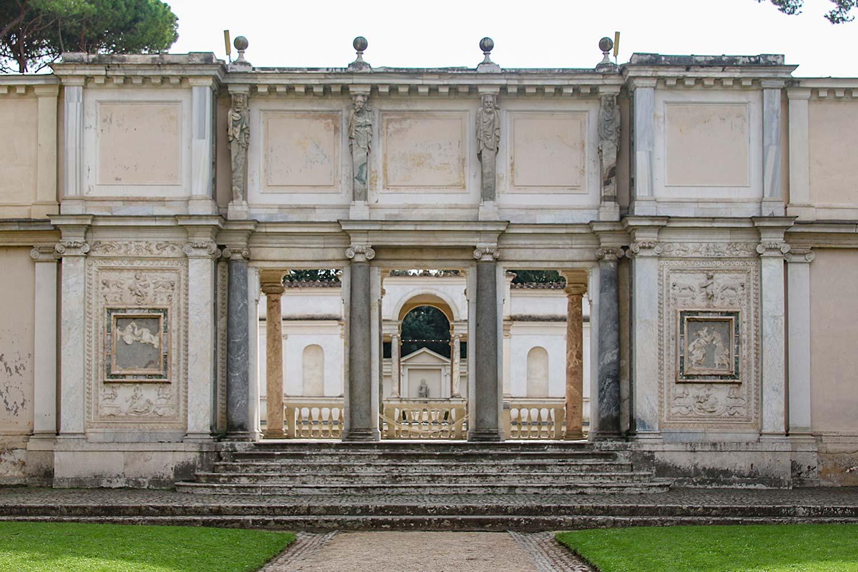 Loggia di Villa Giulia
