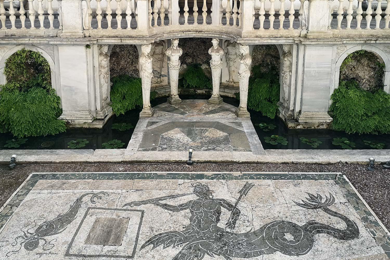 Ninfeo di Villa Giulia Roma