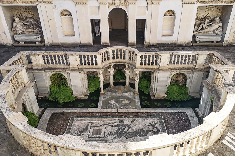 Ninfeo di Villa Giulia