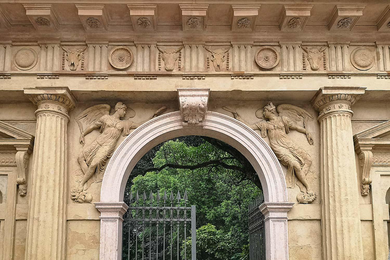 Arco Palazzo Benavides