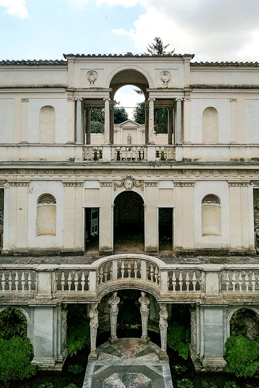 Ninfeo Villa Giulia