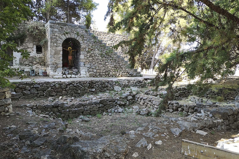 Palazzo miceneo orcomeno