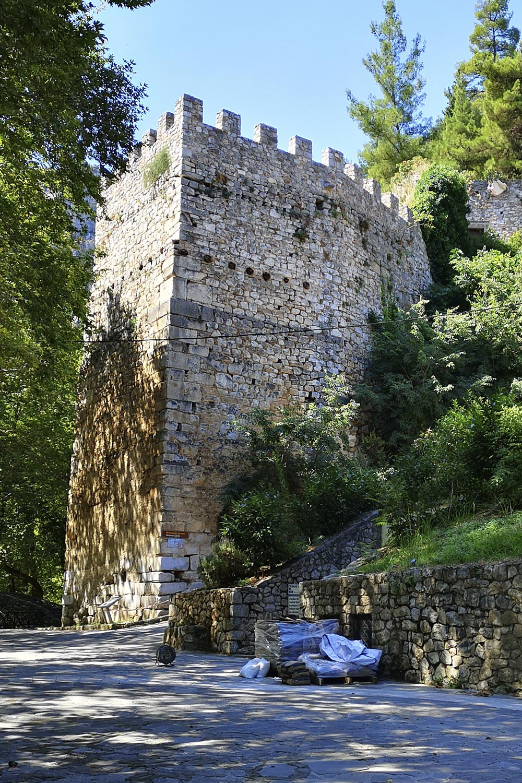 Castello catalano Lebadea