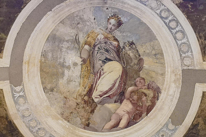 Paolo Veronese Villa Barbaro