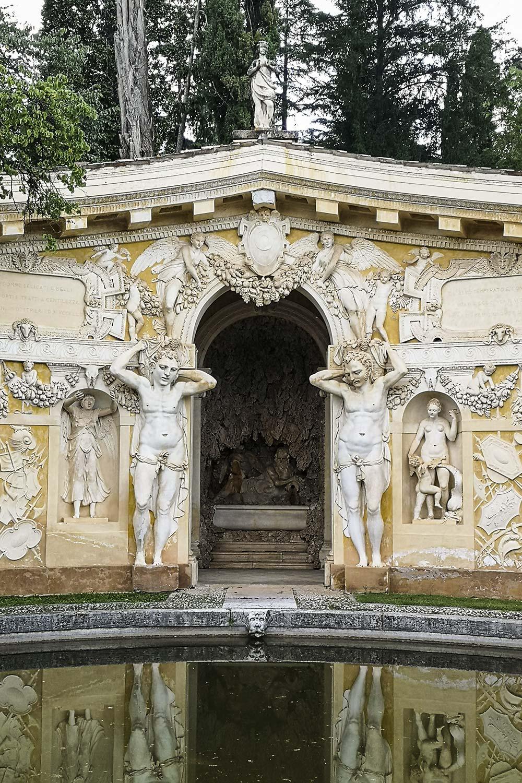 Trofonio e Villa Barbaro