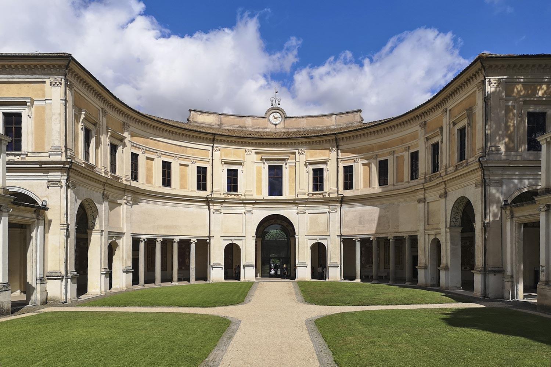 Emiciclo di Villa Giulia