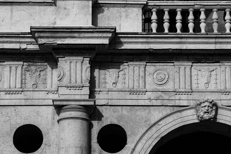 Fregio Basilica di Vicenza