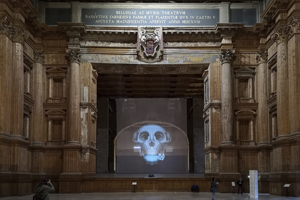 Teatro Farnese Parma