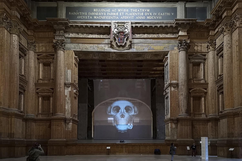 Teatro Farnese Parma Mostra Fornasetti