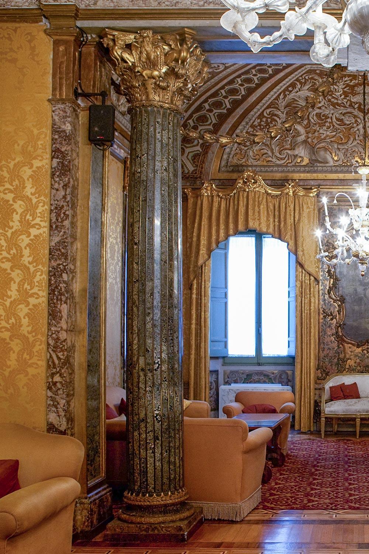 Ofite - Palazzo Rondinini Roma