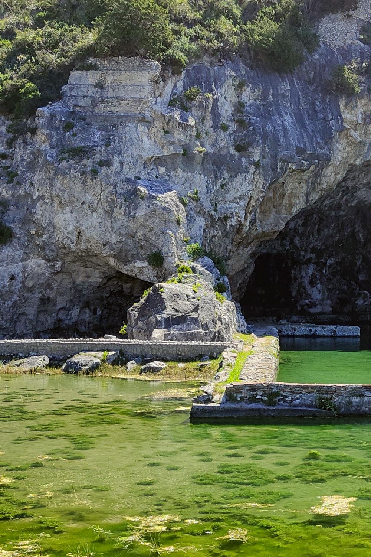La grotta di Tiberio a Sperlonga