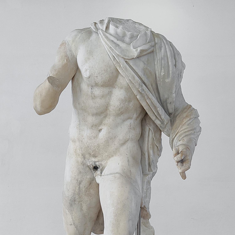 Dettaglio di Odisseo
